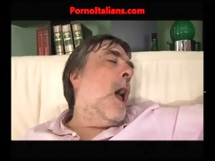 red angel drilled by his grandfather - incesto