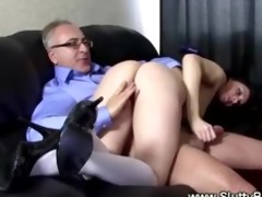 excited school hotty acquires vagina screwed by