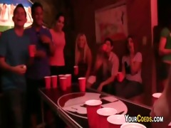 college horny teenies party at north dakota dorm